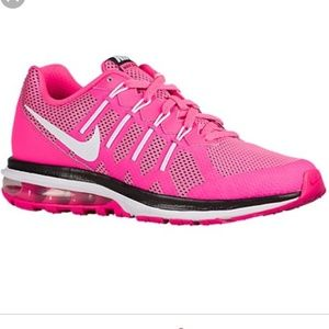 EUC🔥HOT💗pink Air Max Dynasty Nike sneakers